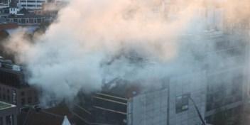Brand op het Eilandje in Antwerpen is volledig geblust