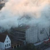 Brand op het Eilandje in Antwerpen is geblust