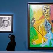 Elf werken van Picasso brengen meer dan honderd miljoen dollar op