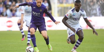 Anderlecht wint tegen rode lantaarn Beerschot met 4 - 2