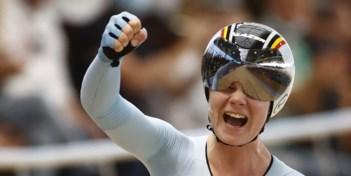 Lotte Kopecky pakt goud op WK baan in Roubaix