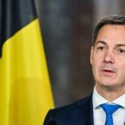 Premier De Croo roept maandag kernkabinet bijeen, 'bredere mondmaskerplicht in binnenruimtes' ligt op tafel