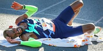 Bashir Abdi schrijft Belgische sportgeschiedenis
