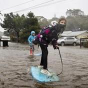 Verwoestende regenstorm plaagt Amerikaanse westkust na droogtes deze zomer