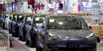 Tesla raast Volvo voorbij op de beurs