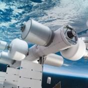 Ruimtevaartbedrijf van Bezos toont hoe commercieel ruimteschip eruit zal zien