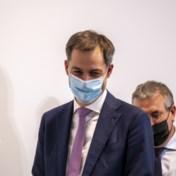Premier De Croo: 'Zonder vaccins zaten we met een catastrofe'