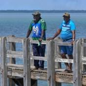 Inwoners bedreigde eilanden dagen Australische regering voor rechter
