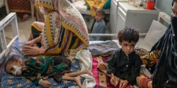 Taliban geven arbeiders tarwe in plaats van loon