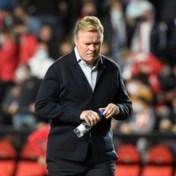 FC Barcelona ontslaat trainer Ronald Koeman