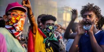 Soedanezen blijven protesteren tegen coup