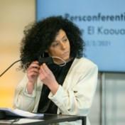 Sihame El Kaouakibi kreeg 1,3 miljoen Vlaamse subsidie
