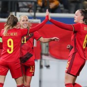 Red Flames moeten voorbij Frankrijk en Italië op EK 2022