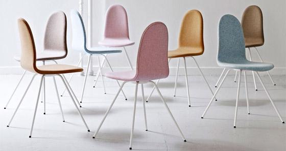 Vlinder Bureaustoel Arne Jacobsen.Arne Jacobsen De Architect Die We Kennen Van Zijn Stoelen De